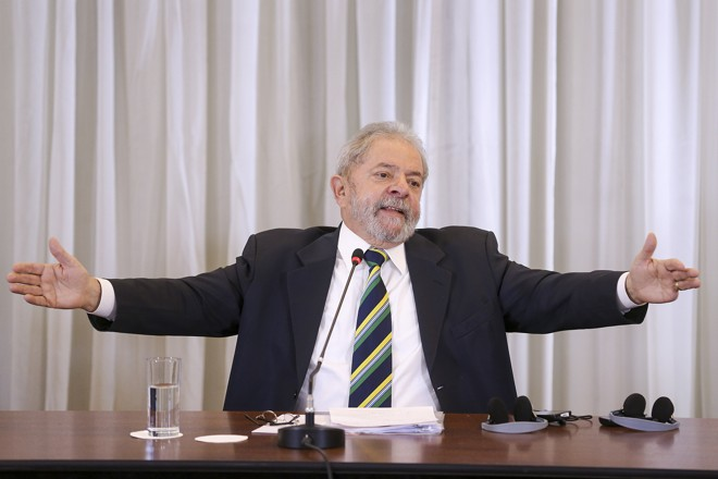 | Ricardo Stucket/Instituto Lula