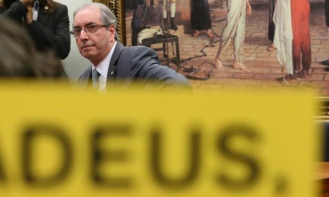 Cunha pode ter se afastado das redes sociais atendendo pedido de seus advogados de defesa.   Lula Marques/Agência PT