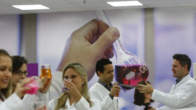 Laboratório do Grupo Boticário: liderança em inovação no Paraná. | JONATHAN CAMPOS/Gazeta do Povo
