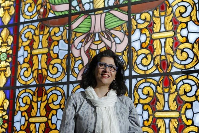 Vera Karam de Chueiri é a primeira mulher eleita diretora da Faculdade de Direito da UFPR. | Antônio More/Gazeta do Povo
