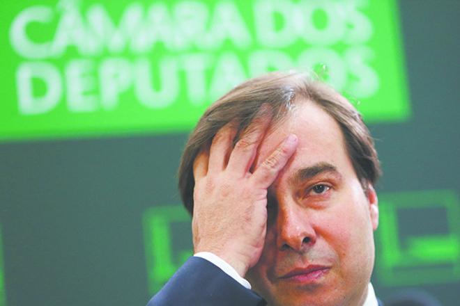 Presidente da Câmara, Maia demonstra ser um bom articulador. | Marcelo Camargo/Agência Brasil