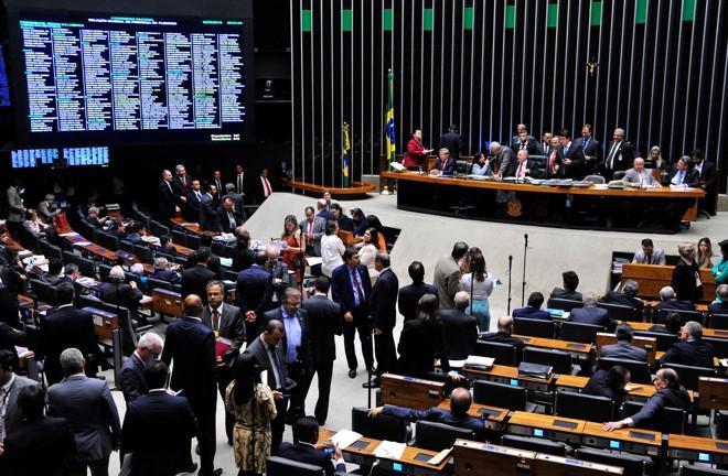 Oplenário da Câmara dos Deputados | Luis Macedo / Câmara dos Deputados