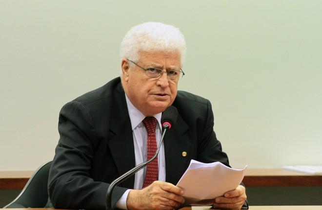 Nelson Meurer (PP-PR), em foto de 2013 | Viola Junior / Câmara dos Deputados