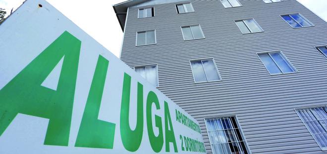 Um dos fatores que aqueceu o mercado de locações foi a queda no preço médio do metro quadrado. | Albari Rosa/Gazeta do Povo