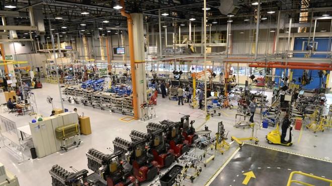 Volvo é uma das empresas com sede no estado presentes no ranking da GPTW | Divulgação/Divulgação