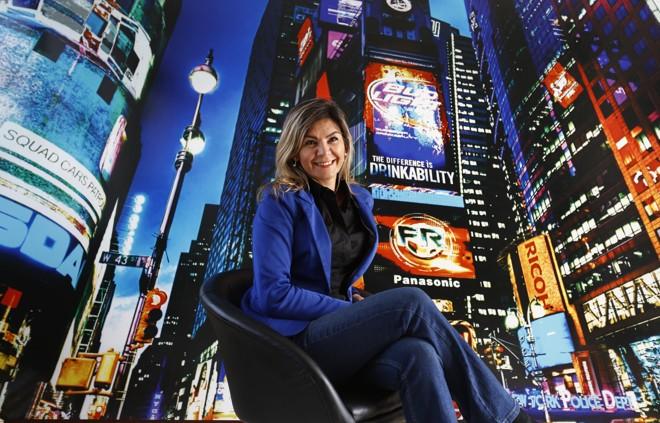 Karin Lima, franqueada da agência de turismo Poltrona 1 | Daniel Castellano/Gazeta do Povo