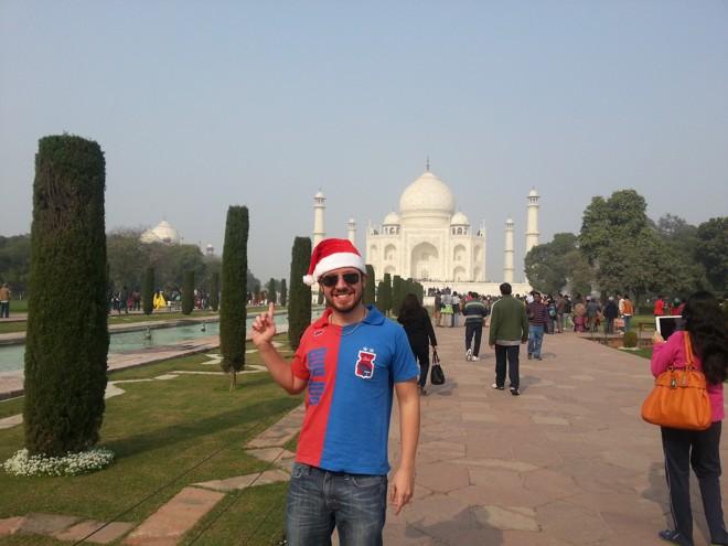 Agra, Índia. |