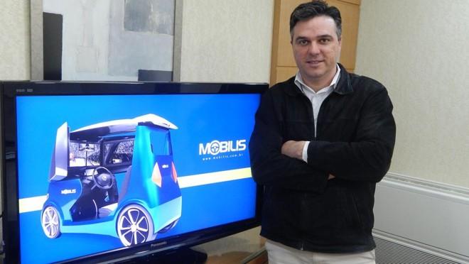 Jobel Araújo, da Mobilis: novo modelo de negócios. | Divulgação/Divulgação