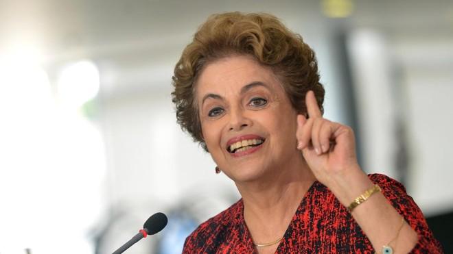 Julgamento de Dilma Rousseff no Senado está programado para o final de agosto.   Wilson Dias/Agência Brasil