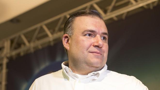 Ney Leprevost é deputado estadual e tenta se eleger prefeito de Curitiba pelo PSD.   Hugo Harada/Gazeta do Povo