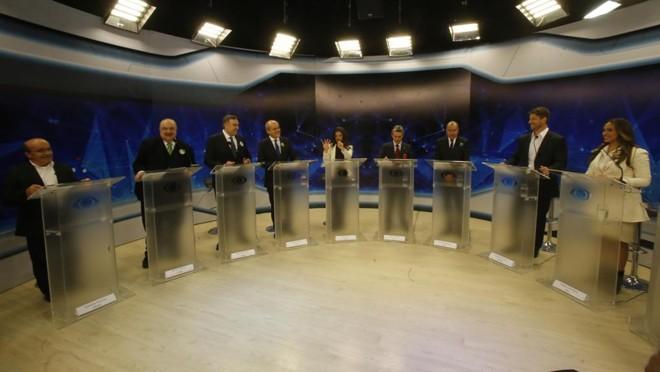 Nove candidatos disputam a prefeitura de Curitiba nas eleições de 2016. | Pedro Serapio/Gazeta do Povo