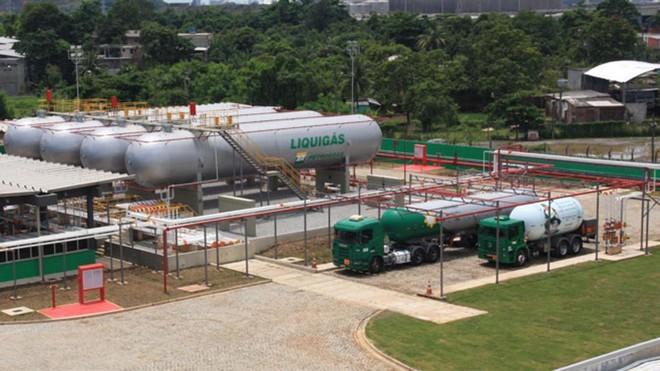 Resultado de imagem para Petrobras Liquigás