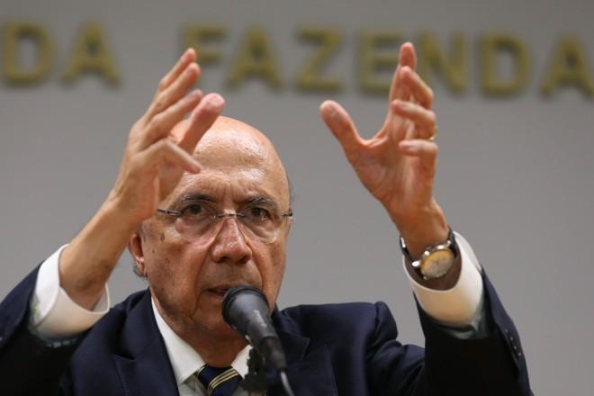 Henrique Meirelles, ministro da Fazenda | Valter Campanato/Agência Brasil
