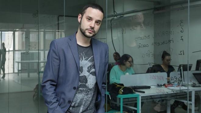 Tiago Dalvi, fundador da Olist, continua como CEO do negócio | GIULIANO GOMES/Gazeta do Povo
