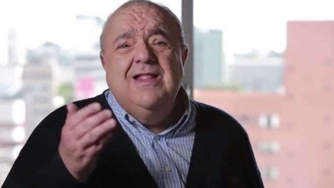 Greca, no vídeo em que pede perdão | Reprodução/Facebook