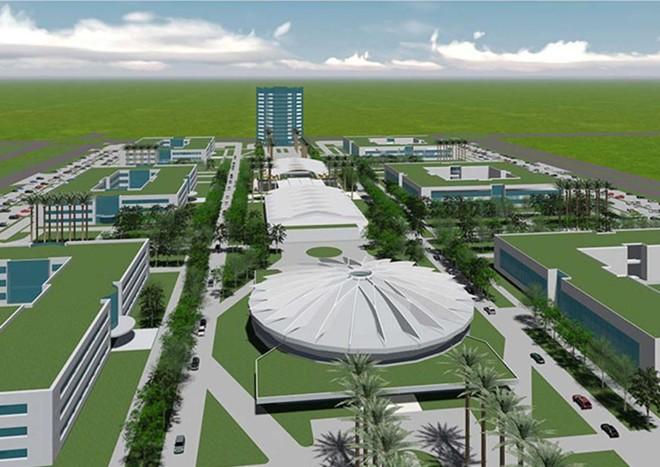 Projeto terá 4 milhões de metros quadrados e previsão de gerar 30 mil empregos | Divulgação