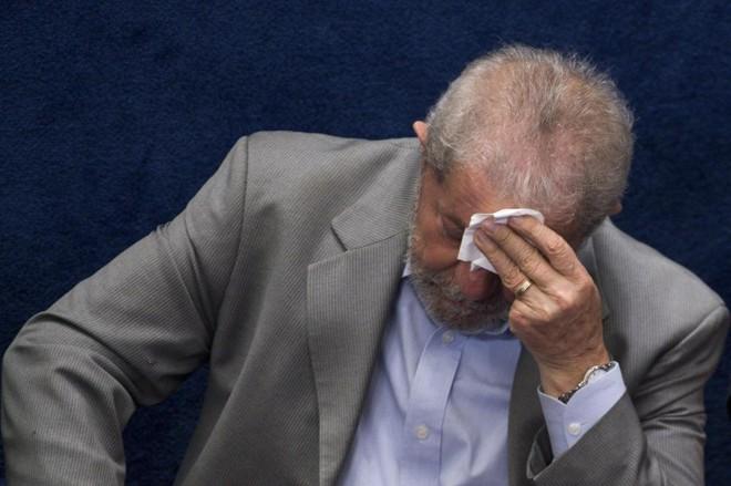 Lula foi denunciado pelo MPF por corrupção ativa e lavagem de dinheiro. | Marcelo Camargo/Agência Brasil