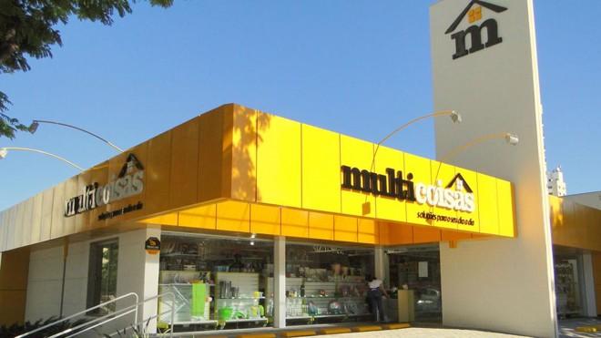 Com mais de 30 anos de mercado, a Multicoisas tem 201 lojas distribuídas em 20 estados e no Distrito Federal | Divulgação/Divulgação