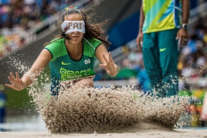 Lorena Spoladore ficou com o bronze na Rio-2016. | Marcio Rodrigues/MPIX/CPB