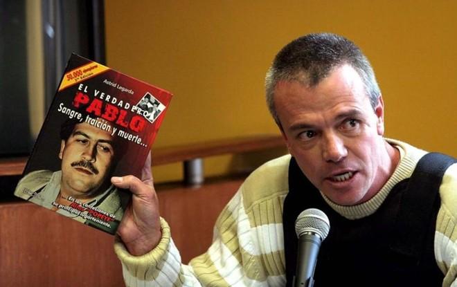 Jhon Jairo Velásquez Vásquez, o Popeye:mais de 250 assassinatos a mando de Pablo Escobar   /Divulgação