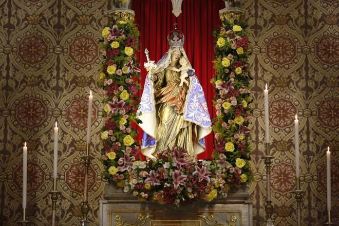 No dia 8 de setembro se comemora o dia de Nossa Senhora da Luz, padroeira de Curitiba | Henry Milleo/Gazeta do Povo