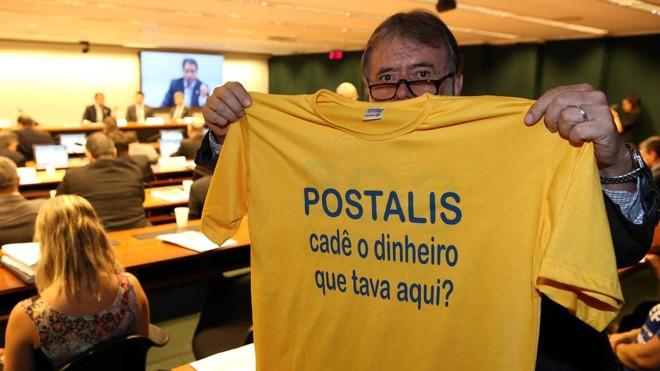 O caso do Postalis é o mais grave entre os fundos de pensão. | Antonio Augusto/Câmara dos Deputados
