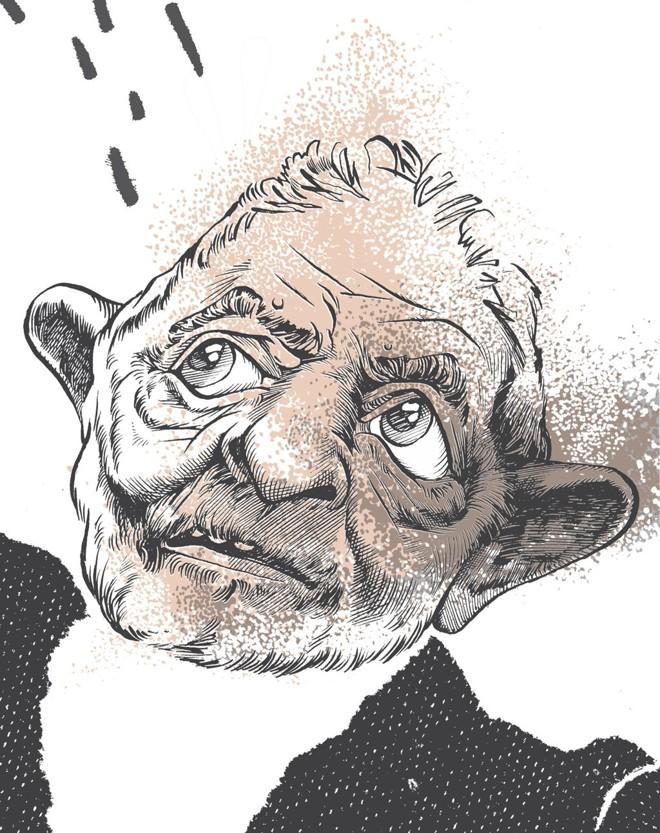 Imagem de Lula, manchada por acusações de corrupção e lavagem de dinheiro. | /