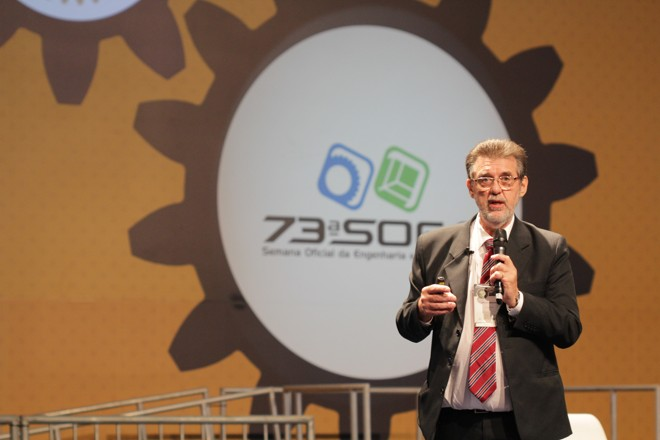 Palestra do engenheiro agrônomo Décio Gazzoni | /