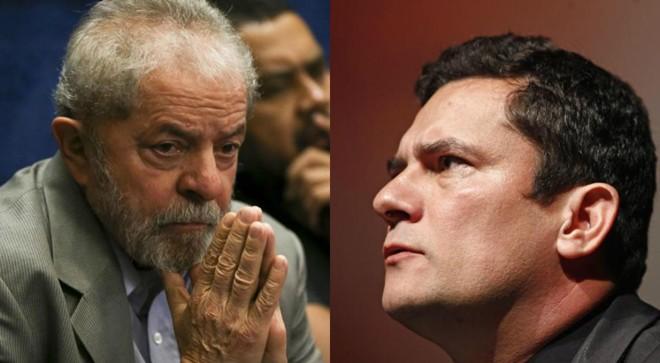 Ex-presidente virou  réu na Lava Jato e será julgado por Sergio Moro. | Marcelo Camargo/Agência Brasil/Antônio More/Gazeta do Povo