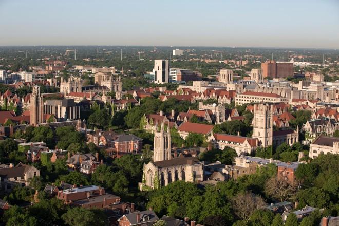 Carta da Universidade de Chicago esquenta debate sobre a liberdade de expressão | Tom Rossiter/Divulgação Universidade de Chicago