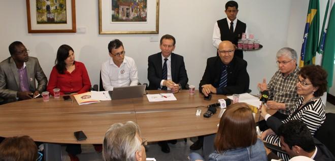 Reunião entre governo e servidores nesta quarta-feira | Divulgação/AEN
