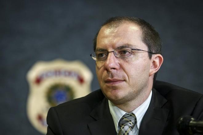 Delegado Marcio Anselmo acredita que a Polícia Federal deveria ter autonomia para celebrar acordos de colaboração premiada | André Rodrigues/Gazeta do Povo