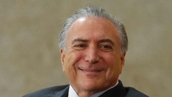 Presidente Michel Temer (PMDB) saiu vitorioso no pleito municipal de 2016. | Carolina Antunes/Gazeta do Povo