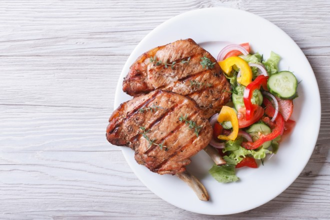 Quer diversificar seu cardápio com sabor, saúde e praticidade? Então confira a seguir 10 fatos curiosos e importantes sobre a carne suína e torne ela parte da sua rotina. | Divulgação/
