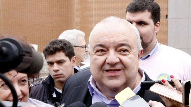 Rafael Greca (PMN) volta à prefeitura de Curitiba depois de 20 anos. | Pedro Serapio/Gazeta do Povo