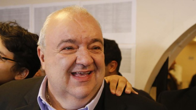 Rafael Greca (PMN) venceu Ney Leprevost (PSD) na disputa pelo segundo turno em Curitiba. | Pedro Serapio/Gazeta do Povo