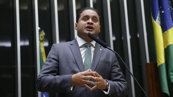 Emenda para punir o judiciário e MPfoi apresentada pelo deputado Weverton Rocha (PDT/MA) | Ananda Borges / Câmara dos Deputados/Arquivo