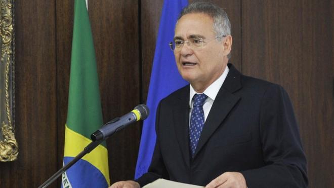 Renan Calheiros (PMDB-AL) | Jane de Araújo/Agência Senado