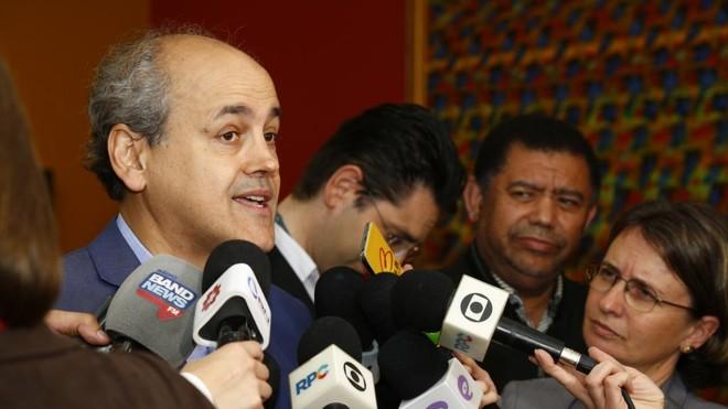 Gustavo Fruet (PDT) | Aniele Nascimento/Gazeta do Povo