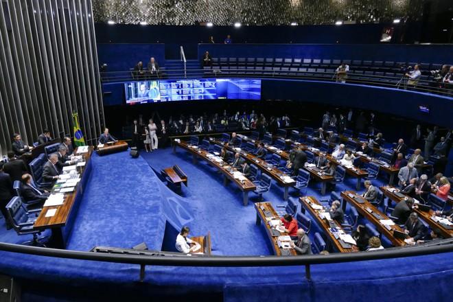 OPlenário do Senado Federal | Roque de Sá/Agência Senado