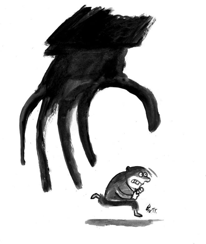 Ilustração: Benett |