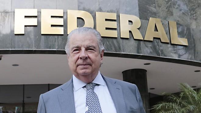 Advogado José Roberto Batochio, um dos defensores do ex-presidente Lula   Albari Rosa/Gazeta do Povo