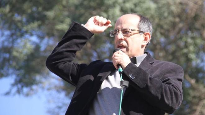 João Carlos Baracho liderou uma greve de médicos contra os planos de saúde, em 2013. | Gerson Klaina/Tribuna do Parana