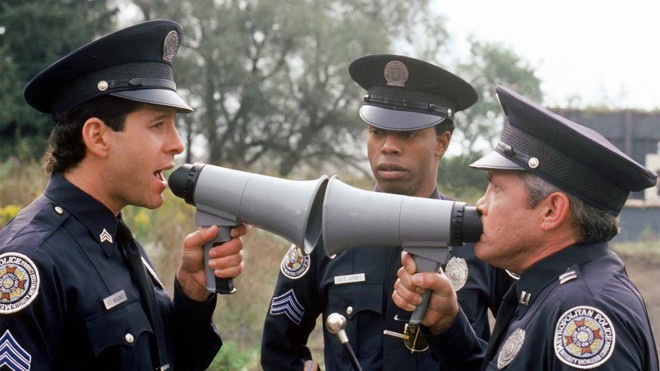 'Loucademia de Polícia': síntese perfeita | /Divulgação