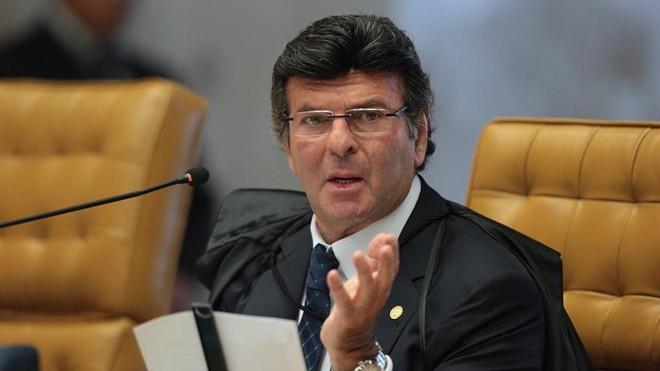 Luiz Fux, ministro do STF | Carlos Humberto/SCO/STF
