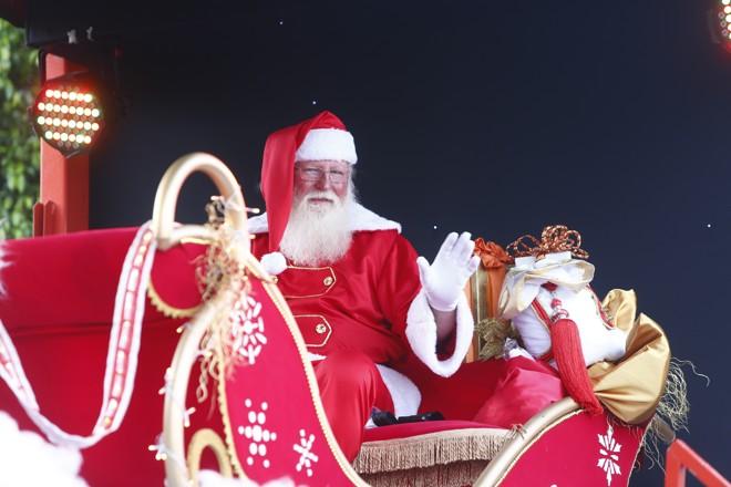 430d97d03 A família do Papai Noel