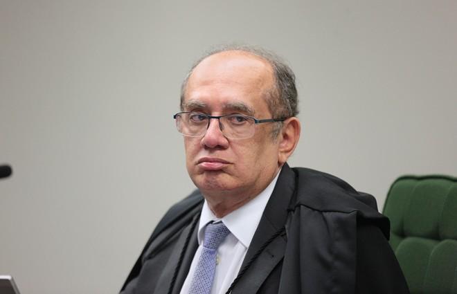 Oministro Gilmar Mendes, do STF   Carlos Humberto/SCO/STF