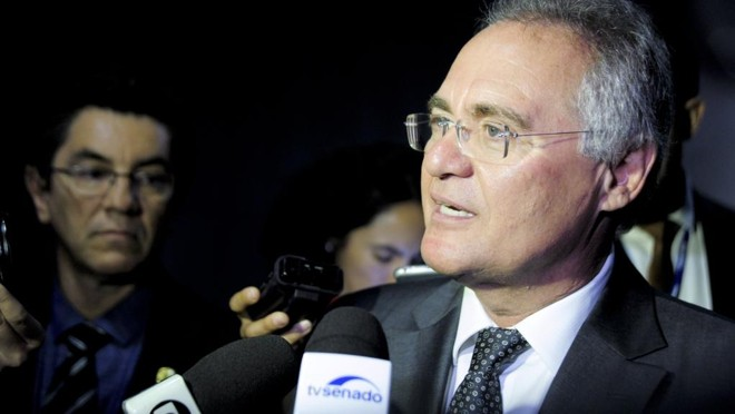 Renan Calheiros (PMDB-AL)   Geraldo Magela/Agência Senado