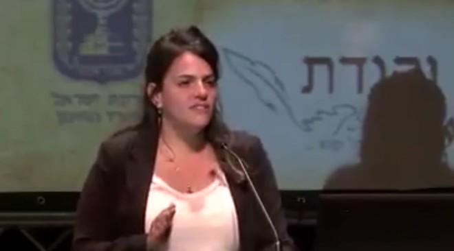Chen Miller, professora de alunos com deficiências em Israel, também tem história pessoal de superação   Reprodução/You Tube