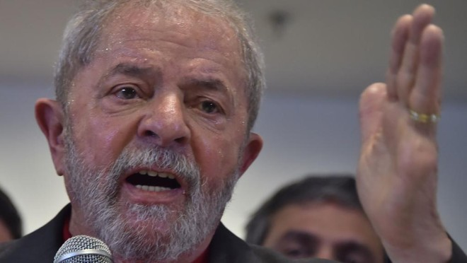Oex-presidente Luiz Inácio Lula da Silva | NELSON ALMEIDA/AFP